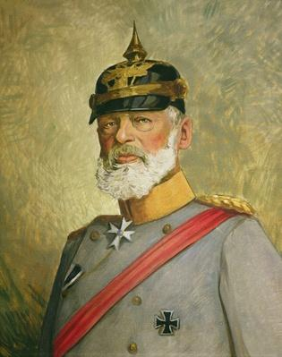 Prince Leopold of Bavaria, c.1916