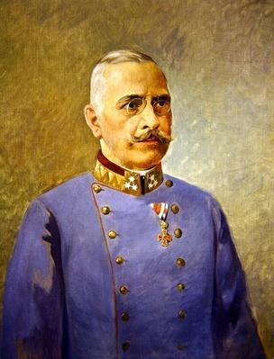 General Viktor Dankl von Krasnik, c.1916