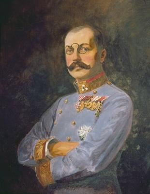 General Archduke Franz Salvator of Austria, c.1916