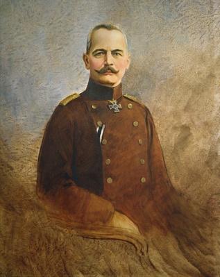 General Erich von Falkenhayn, c.1916
