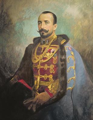 Archduke Joseph August of Austria, c.1916