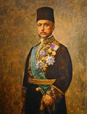 Grand Vizier Said Halim Pasha, c.1916