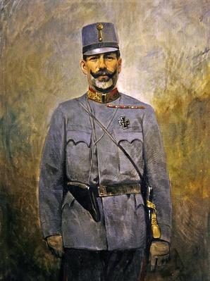 Archduke Eugen of Austria, c.1916