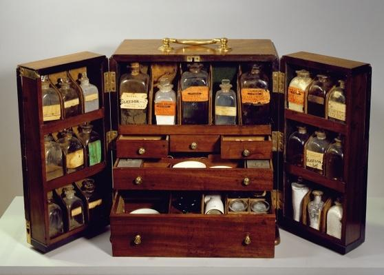 Travelling Pharmacy, c.1820