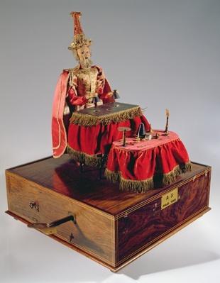 The Magician or Illusionist Automaton, 1890