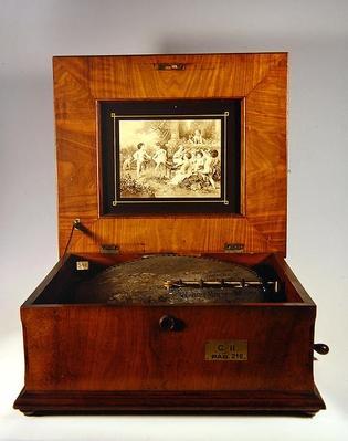 Music Box, 1890