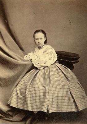 Portrait of Sophia Perovskaya