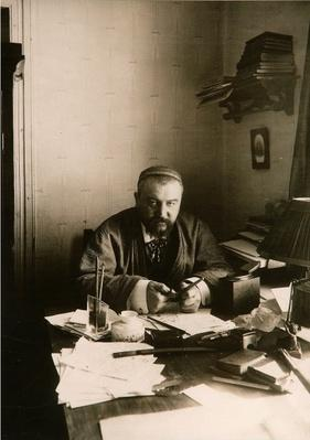 The author Alexander Ivanovich Kuprin
