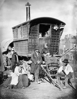 London Nomades, c.1876
