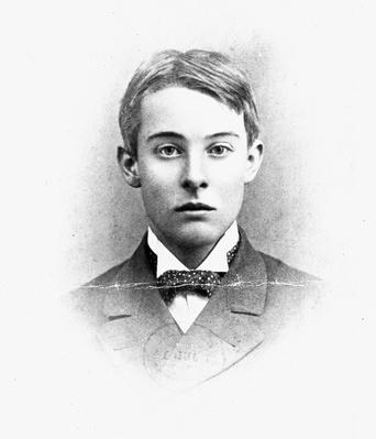 Lord Alfred Douglas, at the age of Twenty-One, at Oxford, 1891