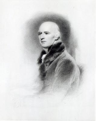 Joseph Farington, engraved by Richard Evans