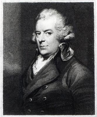 James Wyatt Esq. RA, engraved by Joseph Singleton, c.1795