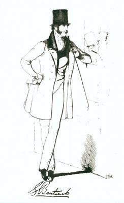 Lord William George Cavendish Bentinck