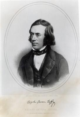 Charles Gavan Duffy, lithographed by H. O'Neill