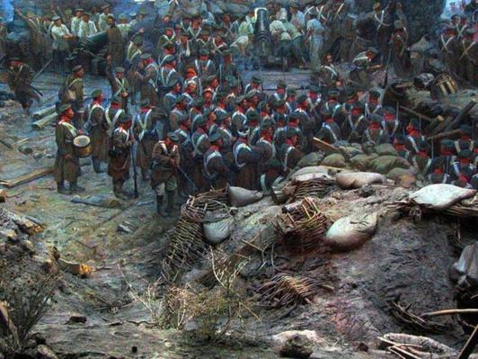 The Siege of Sevastopol Panorama