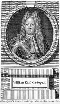 William, 1st Earl Cadogan