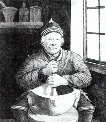 William Wilson, commonly called Mortar Willie, aged 107, 1815