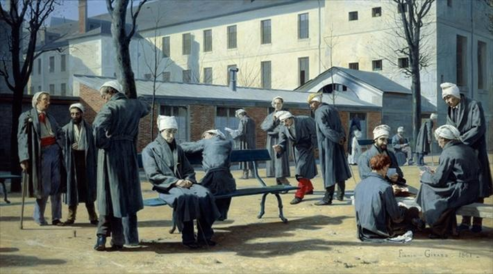 The Convalescents, 1861