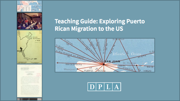 Teaching Guide: Exploring Puerto Rican Migration to the US