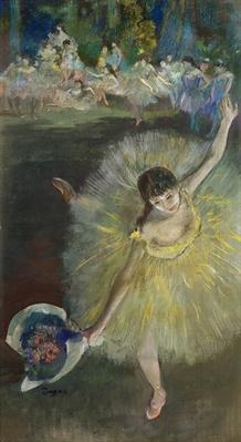 End of an Arabesque, 1877