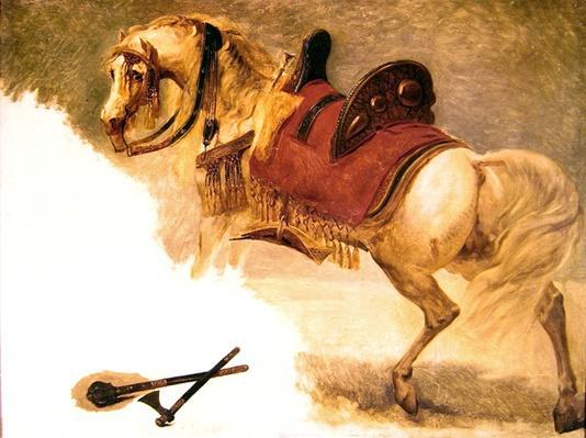Horse of Mustapha-Pacha