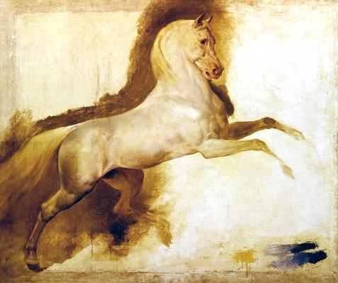 Horse of Joachim Murat, c. 1832