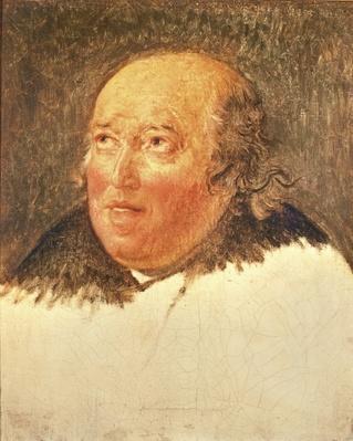 Portrait of Michel Gerard