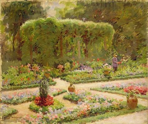 The Horticulturalist's Garden