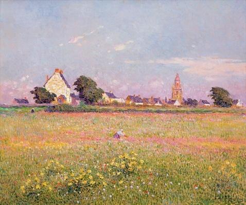 Village near Rouen