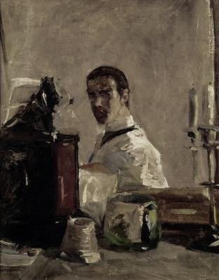 Self Portrait, 1880