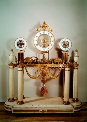 Clock, 1795