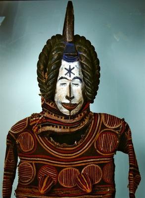 Mawo mask, Ibo