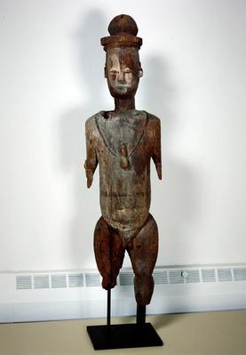 Male statue, Urhobo