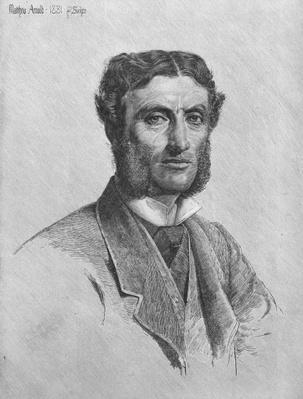 Matthew Arnold, 1881