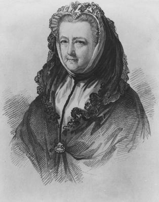 Mrs Mary Delany