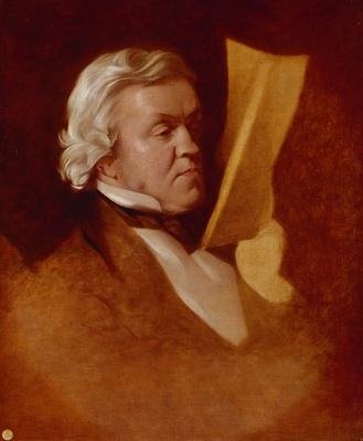 William Makepeace Thackeray, c.1864