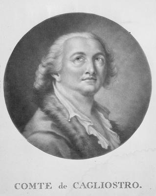 Comte de Cagliostro