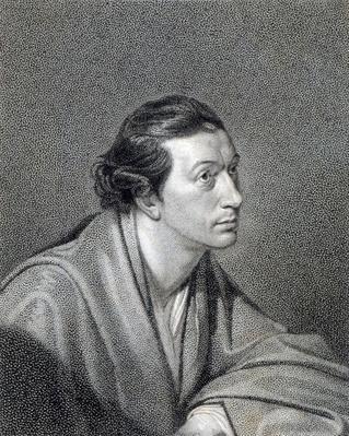 Richard Cumberland, engraved by James Hopwood