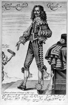 Thomas Urquhart, 1641