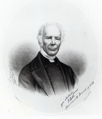 John Keble, 1866
