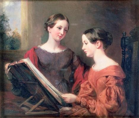 The Sisters, 1839