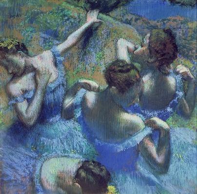 Blue Dancers, c.1899