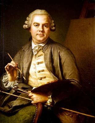 Self portrait, 1758