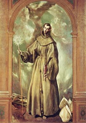 Saint Bernard of Clairvaux, 1603