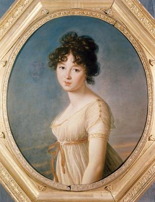 Princess Aniela Angelique Czartoryska nee Radziwill, 1802