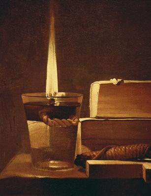 The night light, 1630-35