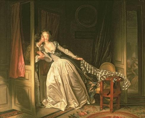 The Stolen Kiss, c.1788