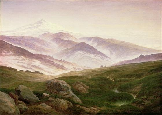 Reisenberg, The Mountains of the Giants, 1839