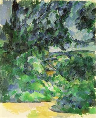 Blue Landscape, c.1903