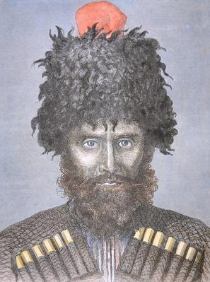 Cossack of the Don, 1880s